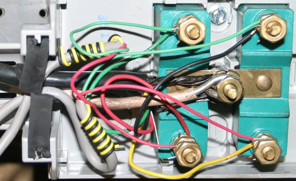 dsl splitter install advice open
